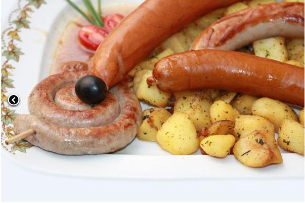 La Salchicha Reina De La Gastronomía Alemana Restaurante Kruger