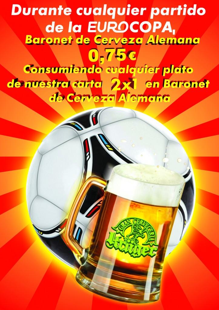 Oferta Cerveza Engel Eurocopa 2012
